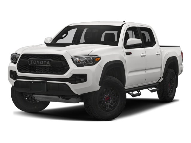 2017 Toyota Tacoma Trd Sport Kennesaw Ga Area Toyota Dealer