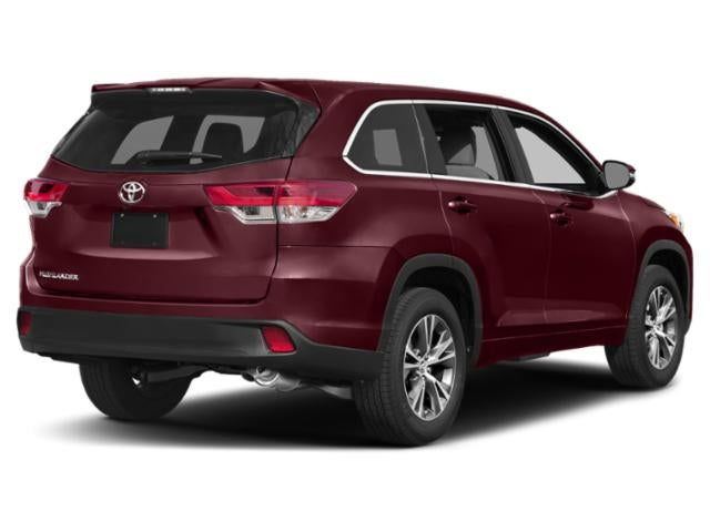 Sandy Springs Toyota >> 2019 Toyota Highlander LE Plus - Toyota dealer serving Kennesaw GA – New and Used Toyota ...
